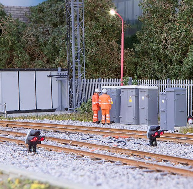 00 Gauge - Modern Ground Position Signal